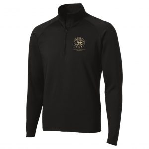 Pineridge Resort - Mens Sport-Wick® Stretch 1/2-Zip Pullover Embroidered Logo